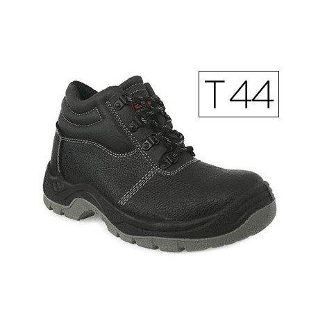 Botas de seguridad Marca Faru Cuero Negro Talla 44