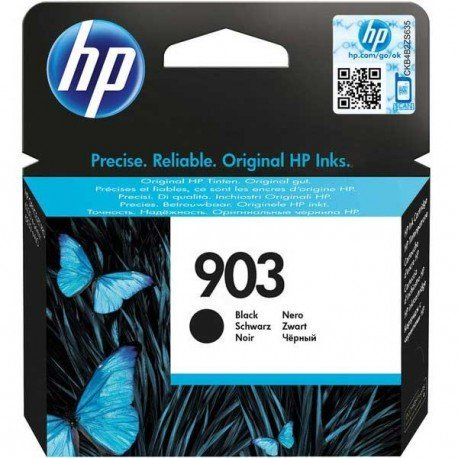 Cartucho HP 903 OfficeJet Pro 6960/ 6970 Color Negro T6L99AE