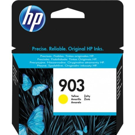 Cartucho HP 903 OfficeJet Pro 6960/ 6970 Color Amarillo T6L95AE