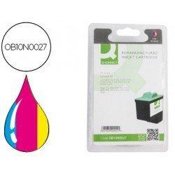 Cartucho compatible Lexmark Tricolor estandar 10NX227