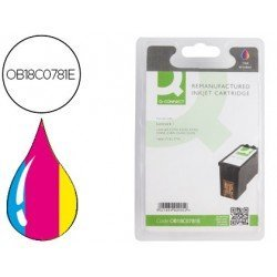 Cartucho compatible Lexmark Tricolor estandar 18CX781E