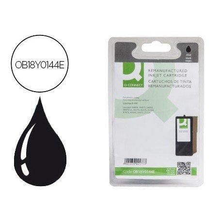 Cartucho compatible Lexmark color Negro 18Y0144E