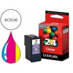 Cartucho marca Lexmark 18C1524E Tricolor