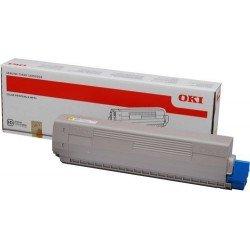 Toner OKI 44844508 Negro C831/C841