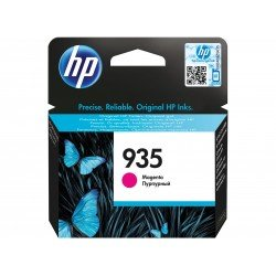 Cartucho HP 935 color magenta C2P21AE