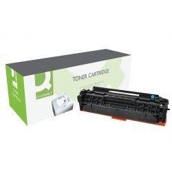 Toner Q-CONNECT color cian KF22355
