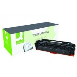 Toner Q-connect Laserjet color cian KF17099