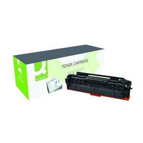 Toner Q-connect Laserjet color cian KF17099