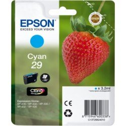 Cartucho Original Epson HOME 29 C13T29824010 Color Cian