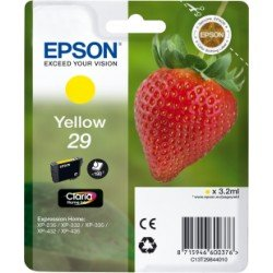 Cartucho Original Epson HOME 29 C13T29844010 Color Amarillo