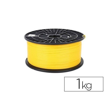 Filamento 3d Colido Gold PLA color amarillo