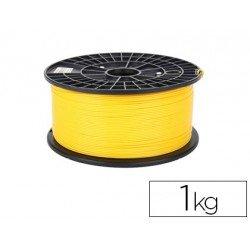Filamento 3d Colido Premium PLA color amarillo