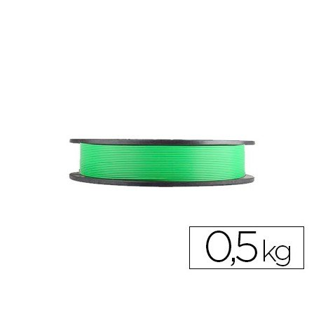 Filamento 3d Colido Gold PLA 1.75 mm color verde