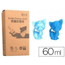 Recubrimiento 3d colido color azul perla 60 ML