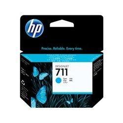 Cartucho Ink-Jet HP 711 color cian 29 ml