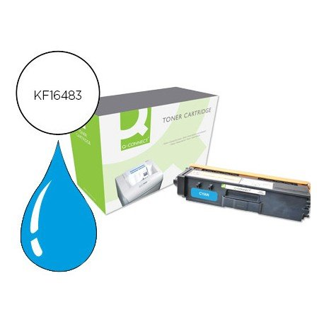 Toner compatible Brother Color Cian TN328C