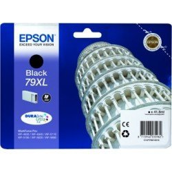 Cartucho Epson 79XL Color Negro C13T79014010