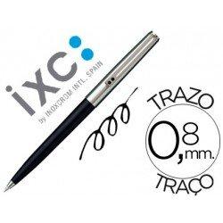 Bolígrafo marca Inoxcrom 77 azul