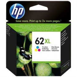 INK-JET HP ENVY 5640 / 7640 OFFICEJET 5740 N.62 XL TRICOLOR 415 PAG