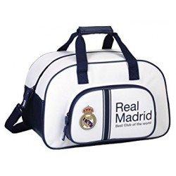 Bolsa Deporte Real Madrid 40x24x23 cm 1º equipacion
