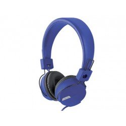 Auricular NGS Groove DJ Headphone Color Azul