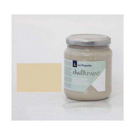 Pintura Acrilica La Pajarita Efecto Tiza Color Lino 175 ml Chalk Paint