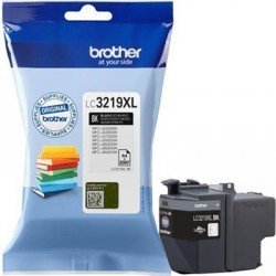 Cartucho Brother LC-3219 XLBK color Negro Larga Duracion
