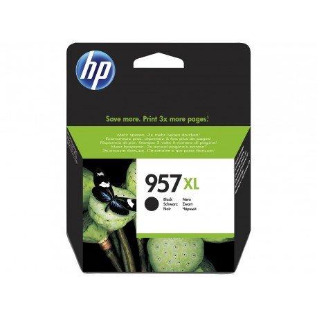Cartucho HP 957XL Negro Alto rendimiento L0R40AE