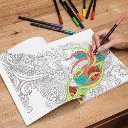 Libro para colorear Mandala Antiestres 117 paginas