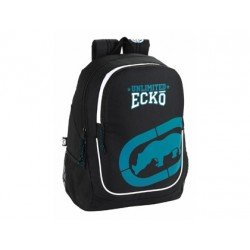 CARTERA ESCOLAR SAFTA ECKO UNLTD MOCHILA ADAPTABLE A CARRO 320X440X160 MM