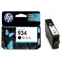 Cartucho HP 934 color Negro C2P19AE