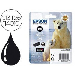 INK-JET EPSON 27 WF 3620 / 3640 / 7110 / 7610 / 7620 NEGRO 350 PAG