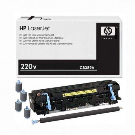 Kit de mantenimiento HP Color LaserJet 220v ref. CB389A 225000 páginas -Bajo pedido-