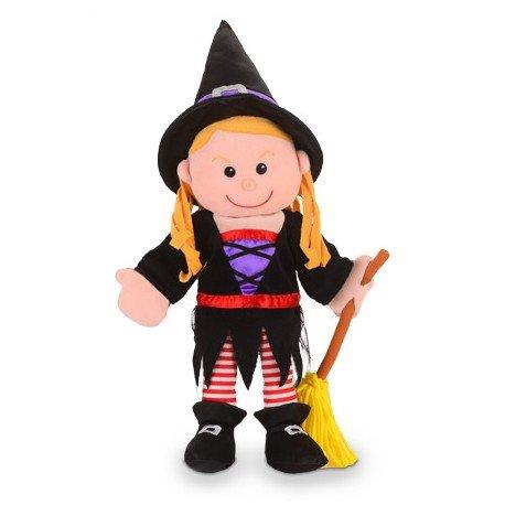 Marioneta de mano Bruja a partir de 3 años marca Fiesta Crafts