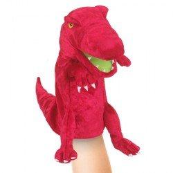 Marioneta de mano Dinosaurio a partir de 3 años marca Fiesta Crafts