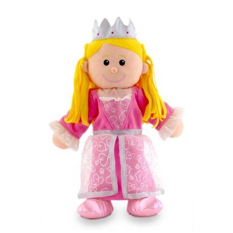 Marioneta de mano Princesa a partir de 3 años marca Fiesta Crafts