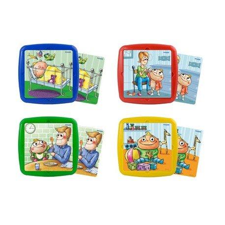 Puzzle El bebe a partir de 2 años 6 piezas Miniland