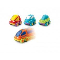 Juego para bebes a partir de 1 año Minicars Miniland