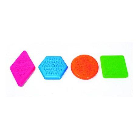Almohadillas para equilibrio Formas Geometricas Amaya
