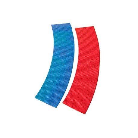 Curva de caucho antideslizante set de 10 unidades Amaya