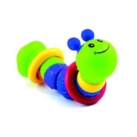 Sonajero para bebes a partir de 6 meses flexo Miniland