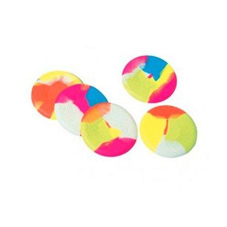 Disco Acuatico en Caucho bicolor 180 mm Amaya