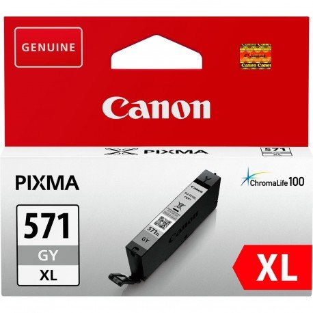 Cartucho Canon PGI-570PGBK XL color Negro 0318C001