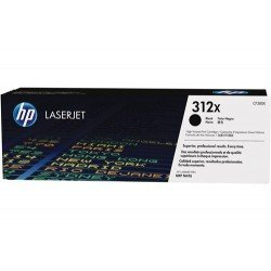 Toner HP 312X color Negro CF380XD