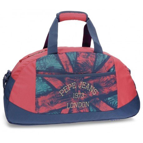 Bolsa de viaje 29x53x25 cm en Poliester Pepe Jeans Anette