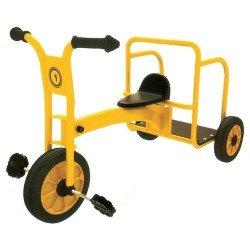 Triciclo a partir de 3 años Escolar Taxi Amaya
