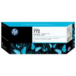Cartucho HP Designet N.772 color negro foto CN633A