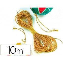 Cordon rizado oro 10 metros itKrea