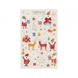 Pegatina de Navidad Turnowsky Mod. 09-124 Arguval