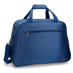 Bolso de viaje 50x35x23 cm de Eva Movom Manhattan Azul